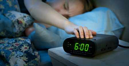 Is the Snooze Button Bad for Your Health? - Sleep Geek